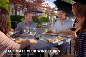 Kelowna food and pairing with Altimate